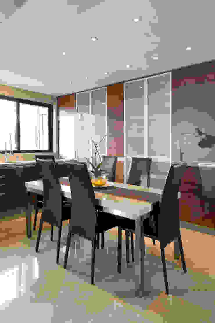 Casa 906 Cocinas de estilo moderno de Objetos DAC Moderno