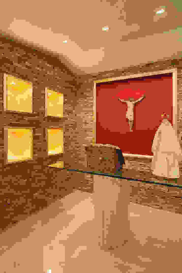 Casa 906 Cuartos de estilo moderno de Objetos DAC Moderno Piedra