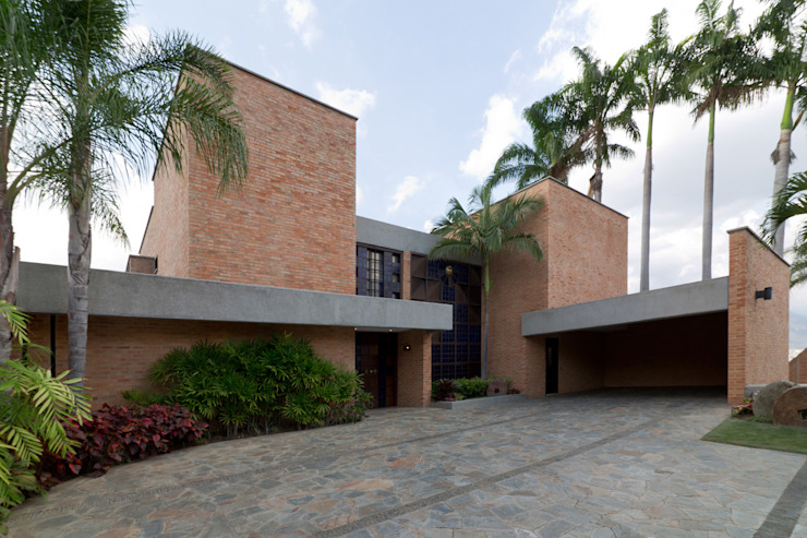 Casa 906 Casas modernas de Objetos DAC Moderno