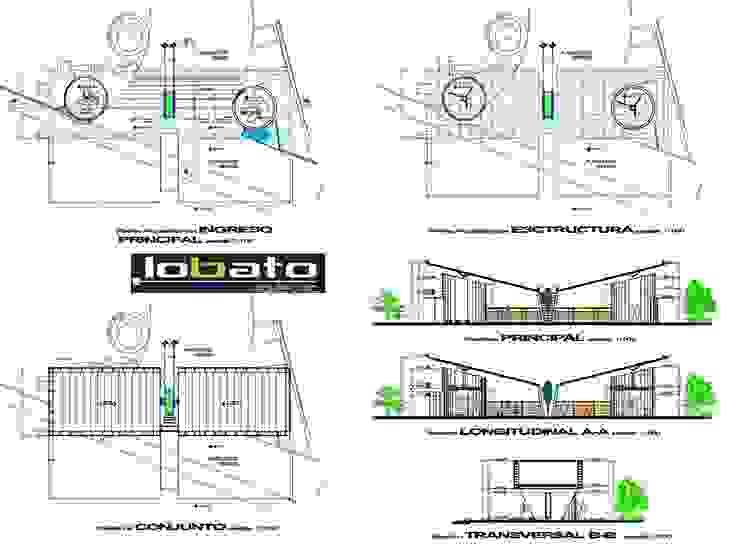 Propuesta de Lobato Arquitectura