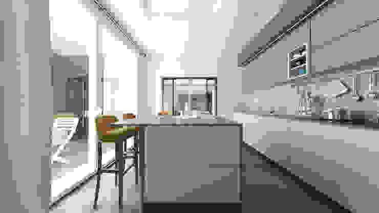 Cocinas de estilo  por De Vivo Home Design