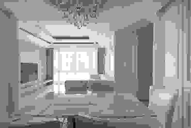 台北信義 陳宅 根據 直譯空間設計有限公司 古典風