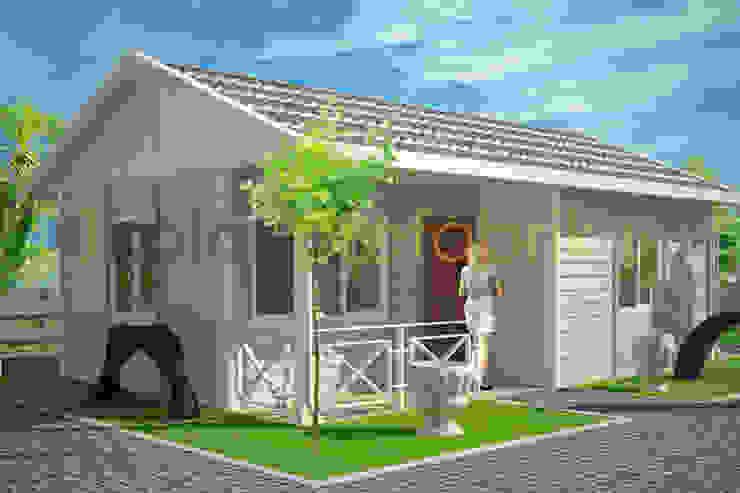Kolay Prefabrik Evler Casas de estilo clásico