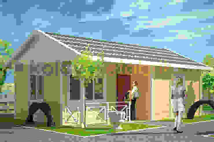 Classic style houses by Kolay Prefabrik Evler Classic