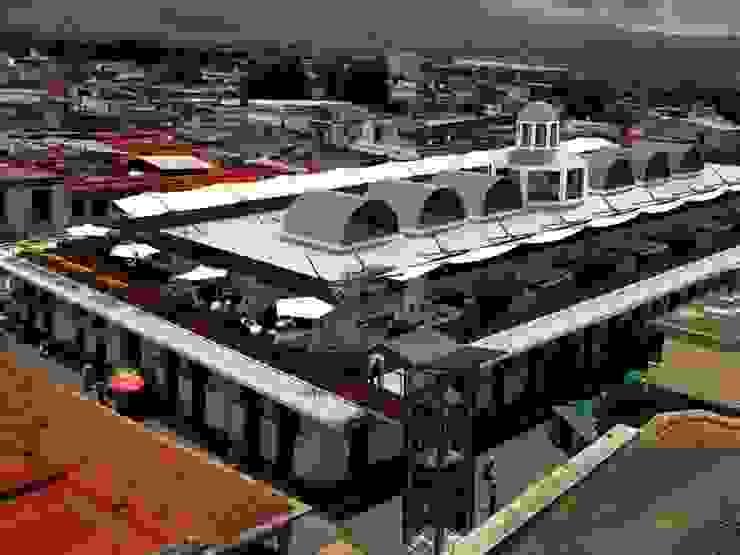 Mercado Municipal Paulino Navarro de Lobato Arquitectura