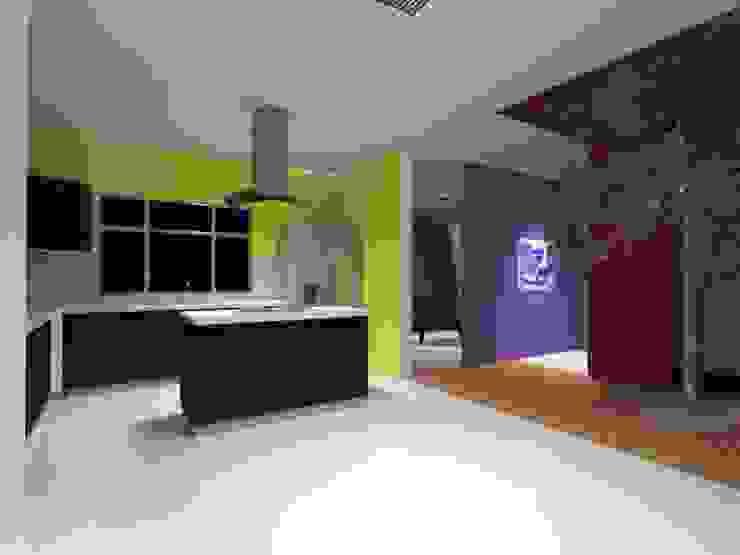 Cocinas de estilo moderno de Lobato Arquitectura Moderno