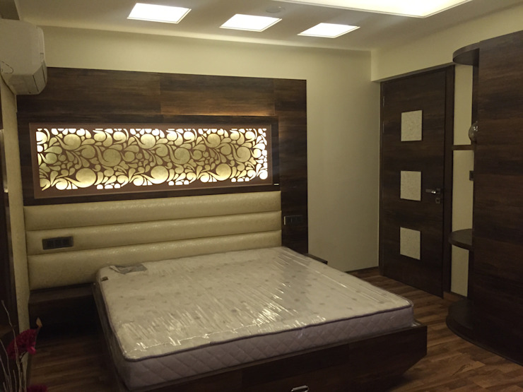 MR. NANDESH KATTA'S RESIDENCE: modern  by cosmos collection,Modern