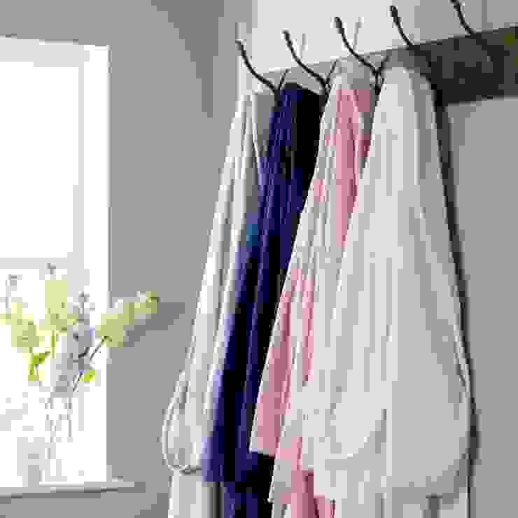 Luxury Soft Velour Cotton Bathrobe King of Cotton BathroomTextiles & accessories Cotton