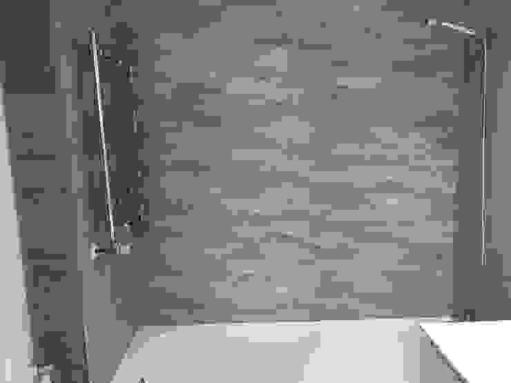 Baños revestidos con Porcelanosa Grupo Procelco, s.l. Baños de estilo moderno
