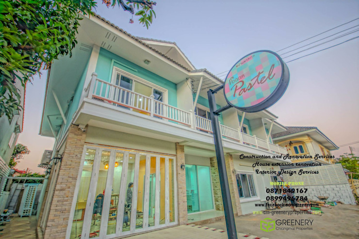 Boutique guest house chaingmai. โดย Greenery cm property