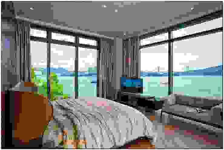 Sea Casa Modern style bedroom by Another Design International Modern