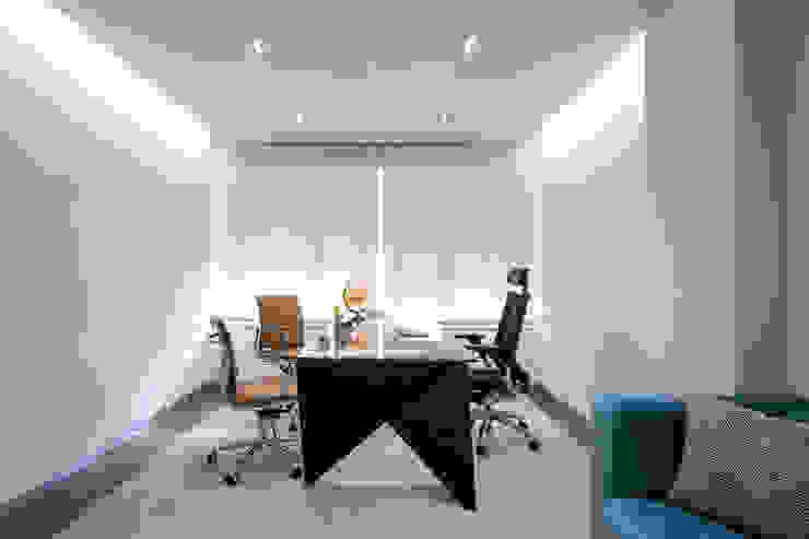 S-OFFICE por fernando piçarra fotografia Moderno