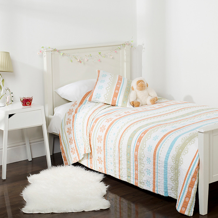 Candy Children's Cotton Bedspread de King of Cotton Moderno