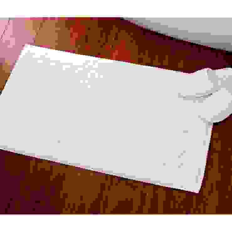 Happy Feet cotton Bathmat 1000gsm white King of Cotton BathroomTextiles & accessories Cotton White