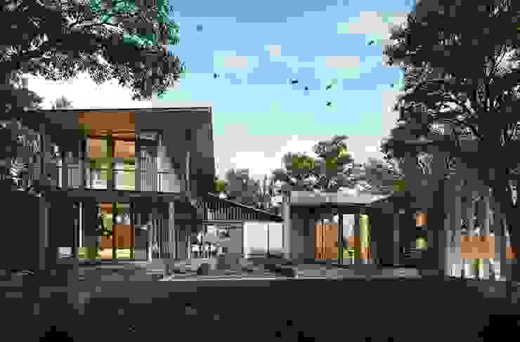 BAAN CHIANGRAI โดย Pure Architect Co., Ltd.