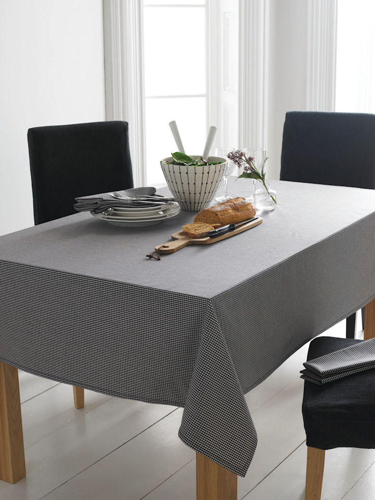 GINGHAM TABLE LINEN King of Cotton Dining roomAccessories & decoration