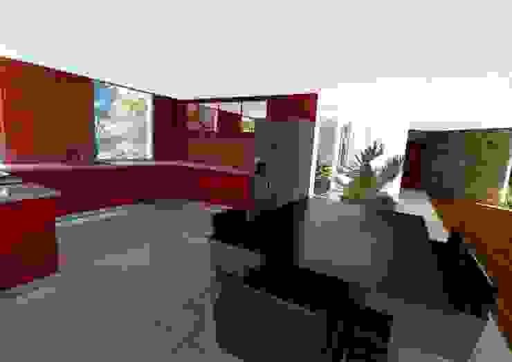 Coto Selva Salones modernos de Lobato Arquitectura Moderno