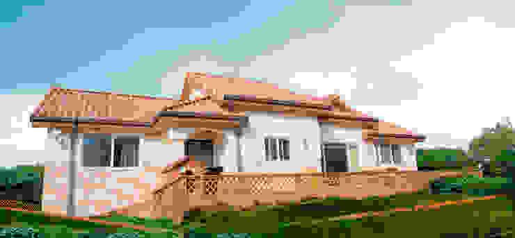 꿈애하우징 Mediterranean style houses