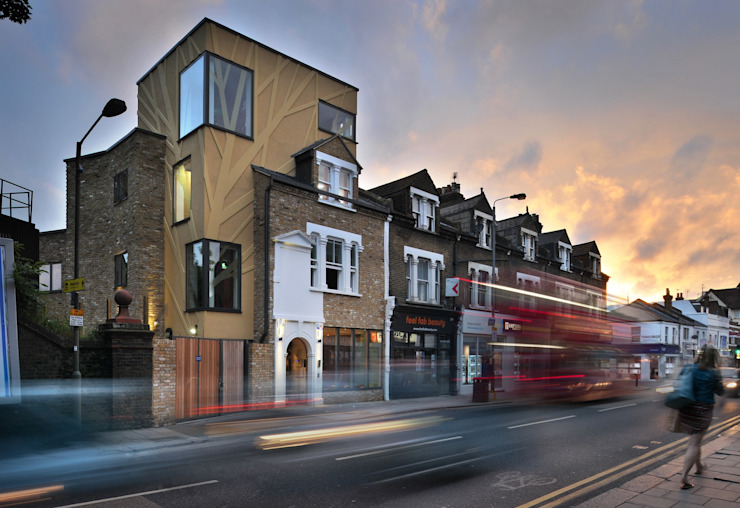 Tara Theatre, London, UK by Aedas Arts Team by Architecture by Aedas