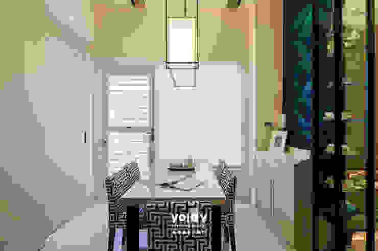 潺禪。垂影 - 現代隱禪 根據 有容藝室內裝修設計有限公司 日式風、東方風