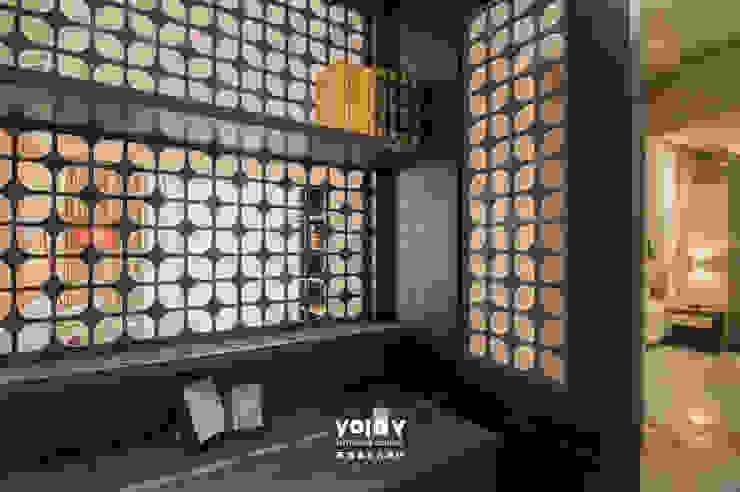 ห้องทำงาน/อ่านหนังสือ โดย 有容藝室內裝修設計有限公司, เอเชียน