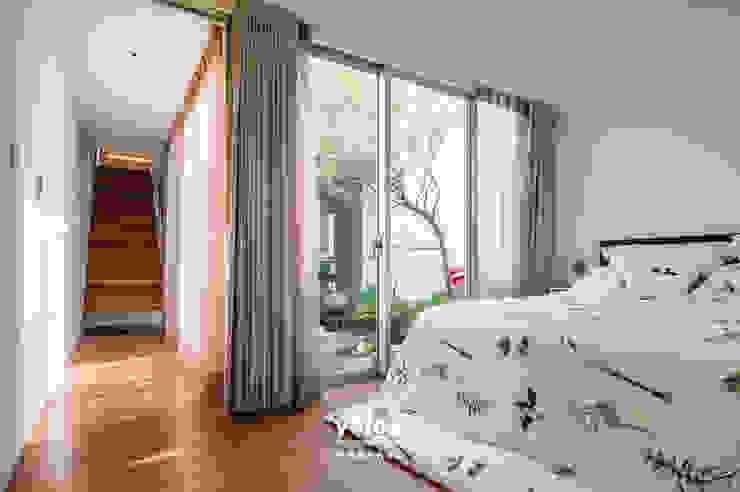 自然。隱逸 - 北歐風格 Scandinavian style bedroom by 有容藝室內裝修設計有限公司 Scandinavian