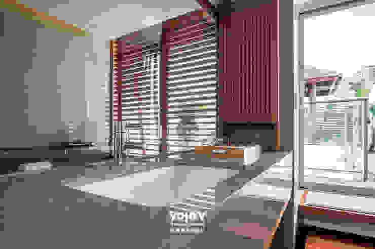 自然。隱逸 - 北歐風格 Scandinavian style bathroom by 有容藝室內裝修設計有限公司 Scandinavian