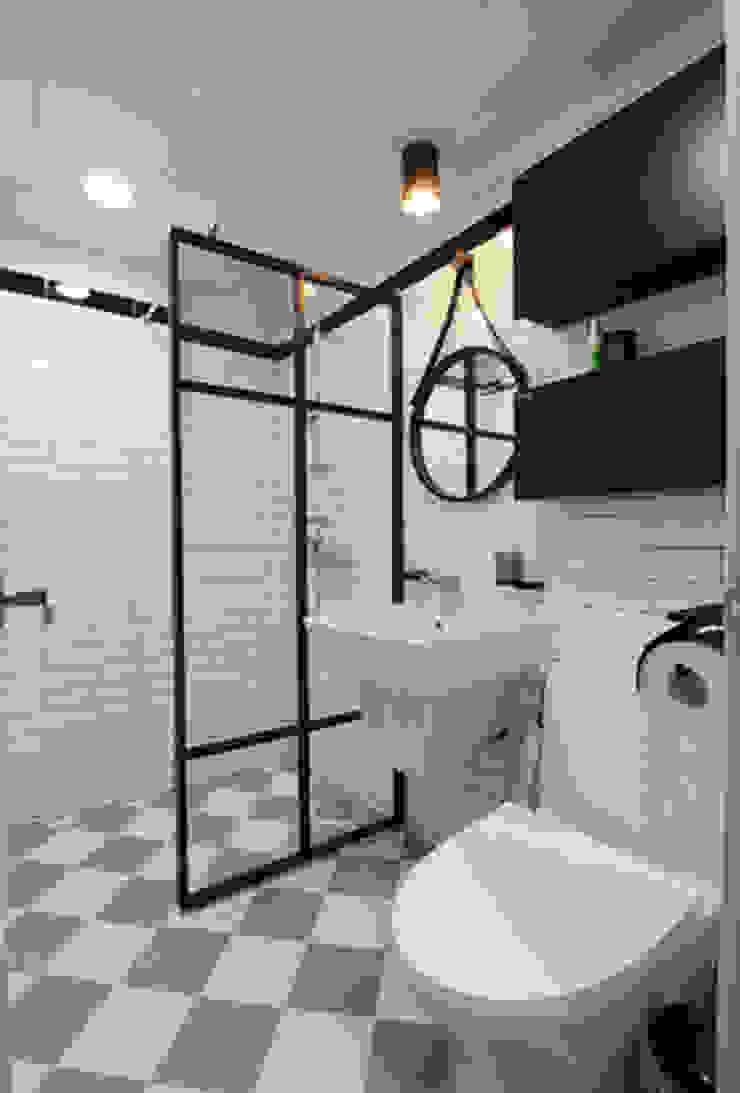 신갈동 새천년 그린빌 모던스타일 욕실 by DND Design 모던