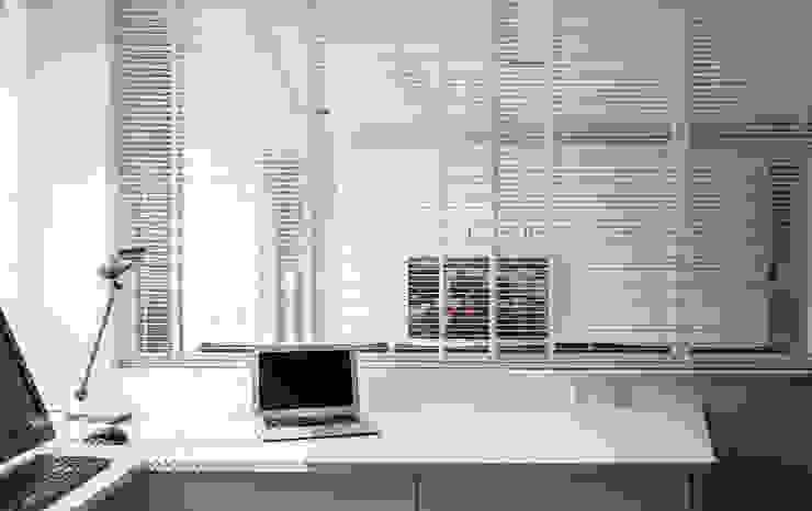Modern study/office by 觀林設計 Modern
