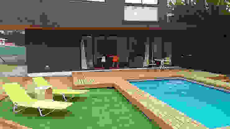 Casa Mirasol – Algarrobo Casas de estilo mediterráneo de ESARCA Mediterráneo