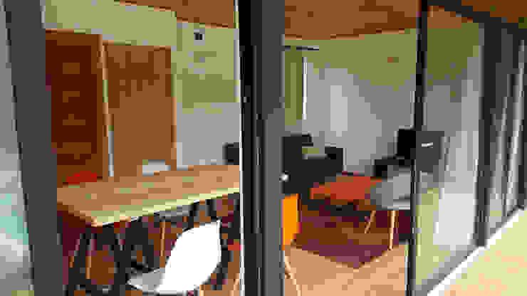 Casa Mirasol - Algarrobo Livings de estilo mediterráneo de ESARCA Mediterráneo