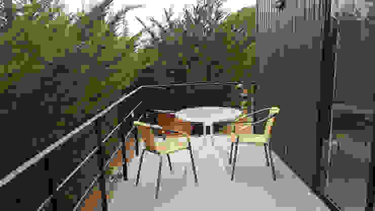 Balcones y terrazas de estilo mediterráneo de ESARCA Mediterráneo