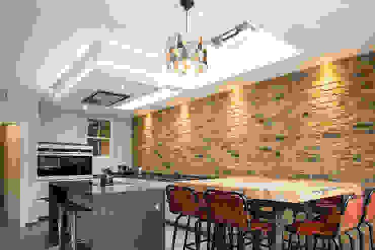 Nasmyth Street Frost Architects Ltd 클래식스타일 주방
