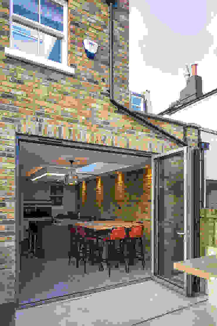 Nasmyth Street Frost Architects Ltd 러스틱스타일 주택