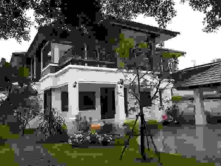 บ้านเดี่ยว 2 ชั้น โดย kt2015