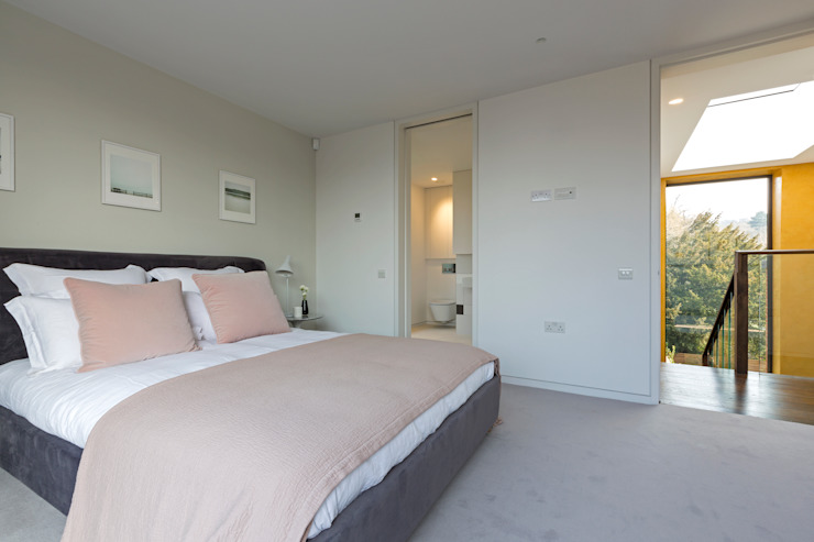 Bedroom โดย Studio Mark Ruthven โมเดิร์น