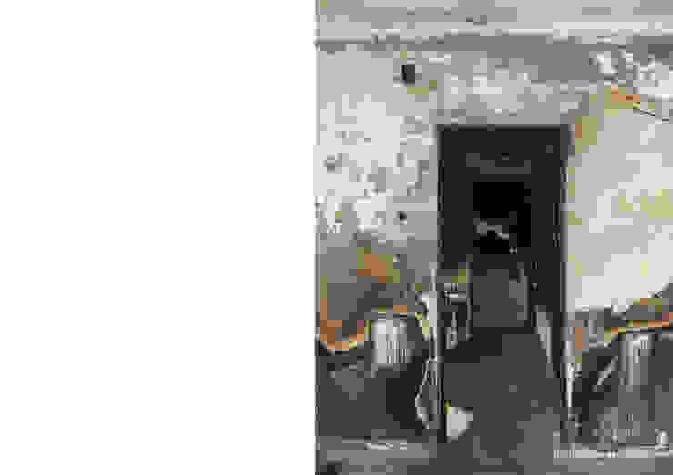 Casa de porteira - antes da intervenção por Esfera de Imagens Lda