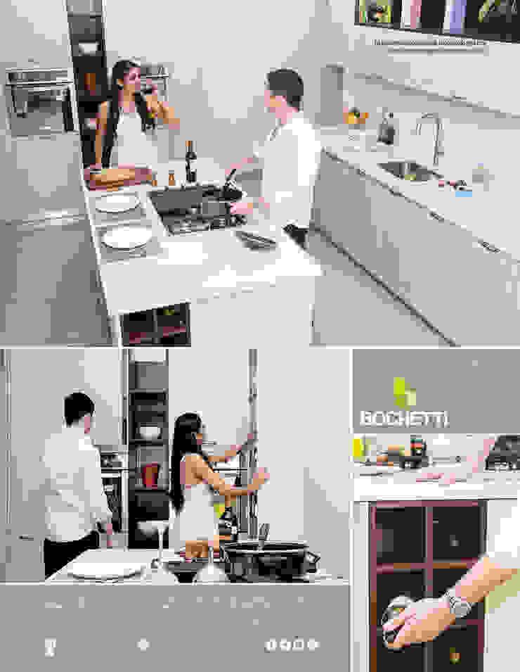 Cozinhas clássicas por BOCHETTI Clássico