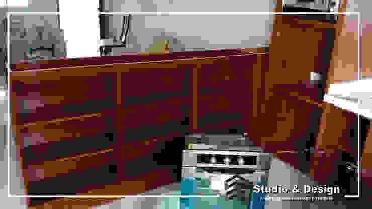 COCINA FLORES MAGON de STUDIO&DESIGN