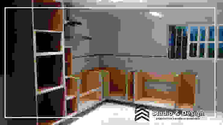 Proceso de montaje de STUDIO&DESIGN