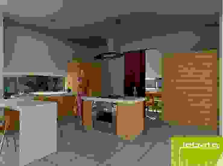 Cocina Cocinas modernas de Lobato Arquitectura Moderno