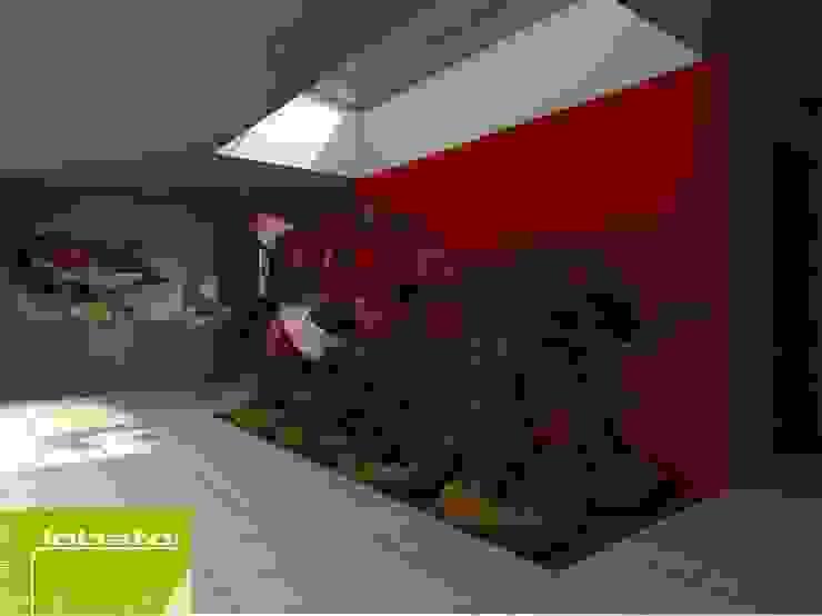 Jardín Interior Jardines modernos de Lobato Arquitectura Moderno
