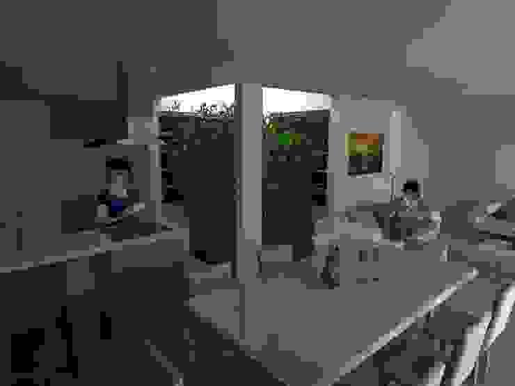 Nowoczesny salon od Lobato Arquitectura Nowoczesny