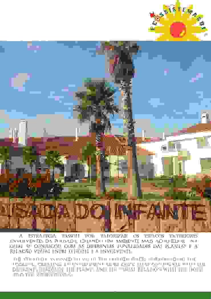 Hoteles de estilo mediterráneo de Ecossistemas Mediterráneo