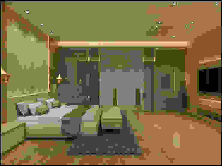 Master Bedroom Minimalist bedroom by homify Minimalist