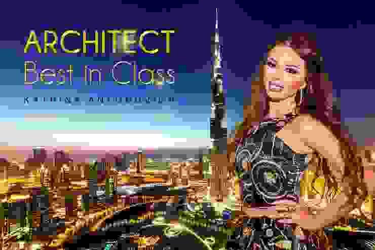 The best exteriors design of architect Katrina Antonovich Asian style houses by Luxury Antonovich Design Asian