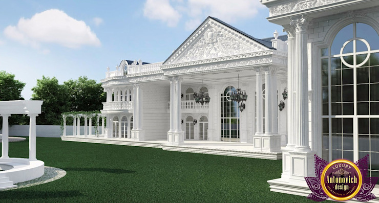 by Luxury Antonovich Design Азіатський