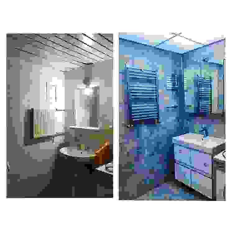 BANYO YENİLEME Modern Banyo Dekoroba İç Mimari & Dekorasyon Modern Seramik