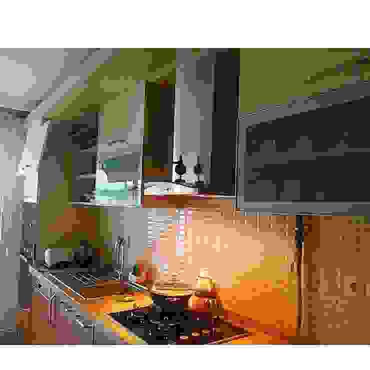 KOMPLE DAİRE TADİLATI Modern Mutfak Dekoroba İç Mimari & Dekorasyon Modern