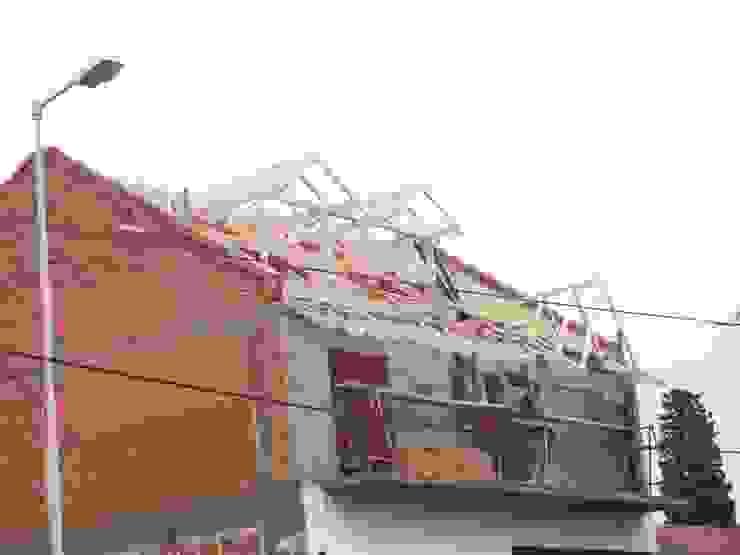 Proyecto y ejecucion de vivienda de ROBLESWORKS